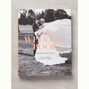 Anthropologie The Wedding Book